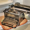"Antique Typewriter - Metchosin Pioneer Museum, Vancouver Island, BC, Canada Visit our blog ""<a href=""http://toadhollowphoto.com/2012/11/06/remnants-of-yesterday/"">Remnants of Yesterday</a>"" for the story behind the photo."