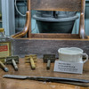 "Shaving Equipment - Metchosin Schoolhouse - Metchosin, BC, Canada Visit our blog ""<a href=""http://toadhollowphoto.com/2013/11/18/antique-items/"">A Pinch Of Tobacco</a>"" for the story behind the photo."