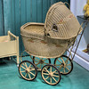 """Antique Baby Carriage - Metchosin Schoolhouse - Metchosin, BC, Canada Visit our blog """"<a href=""""http://toadhollowphoto.com/2013/05/06/antique-toy-stroller/"""">Toys!  Toys!  Toys!</a>"""" for the story behind the photo."""