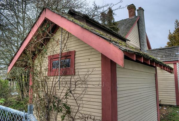 Metchosin Schoolhouse - Metchosin, BC, Canada