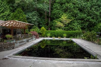 Milner Gardens and Woodland - Parksville/Qualicum Beach, Vancouver Island, BC, Canada