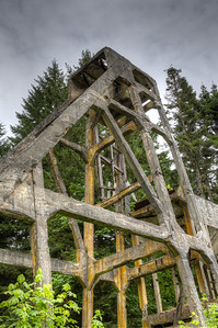 Morden Mine - Nanaimo, Vancouver Island, British Columbia, Canada