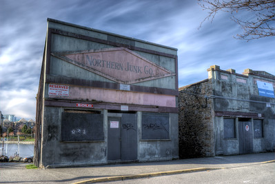 Northern Junk Co. - The Oldest Buildings in Victoria, BC, Canada