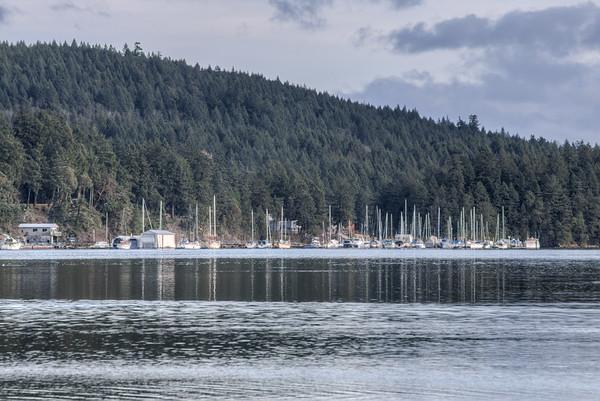 Oyster Bay - Ladysmith/Nanaimo, Vancouver Island, British Columbia, Canada