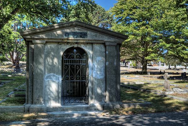 Ross Bay Cemetery - Victoria, BC, Canada