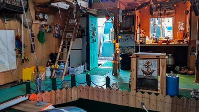 The Boathouse - Genoa Bay, Cowichan Valley, Vancouver Island, British Columbia, Canada