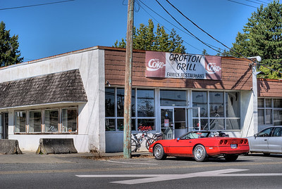 "The Crofton Grill - Crofton BC Canada Please visit our blog ""Two Toads And A Stack Of Flapjacks"" for the story behind the photos."