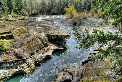 """Top Bridge Crossing - Parksville, BC, Canada Visit our blog """"Top Bridge Crossing"""" for the story behind the photos."""