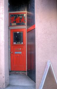 Door - Chinatown, Victoria BC Canada