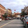 Fisgard St - Chinatown, Victoria BC Canada