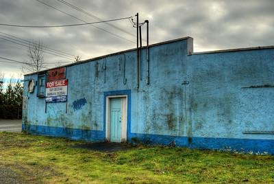 """""""Viking Grocery"""", Chemainus, BC, Canada"""