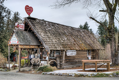 """Whippletree Junction - Duncan BC Canada Visit our blog """"Homemade Breakfast & Fudge"""" for the story behind the photo."""