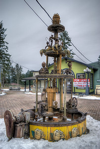 """Whippletree Junction - Duncan BC Canada Visit our blog """"The Kerfliffity Fflumoxor"""" for the story behind the photo."""