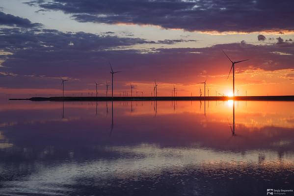 Windmills | Ветряки