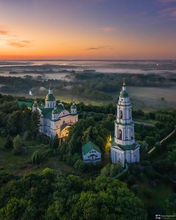 Mgar Monastery | Мгарский монастырь