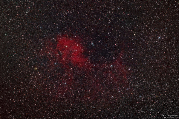 Lion Nebula | Туманность Лев
