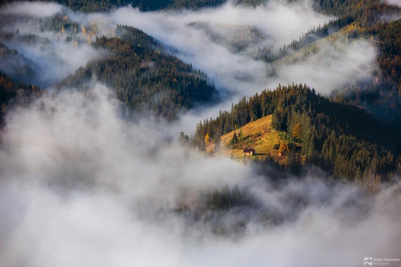 Waking up in the Clouds | Проснувшись в облаках