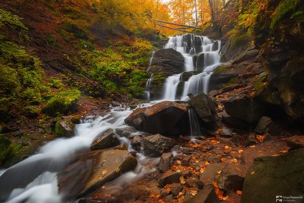 Shypit Waterfall | Водопад Шипот