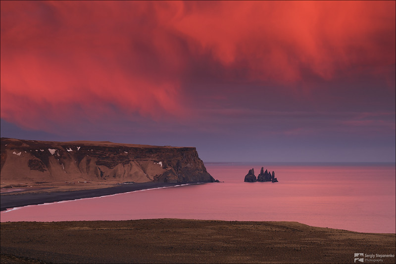 Flame over the Cape | Пламя над мысом