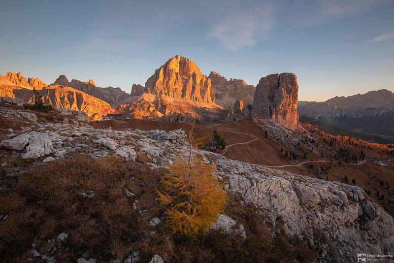 Morning in the Mountains | Утро в горах