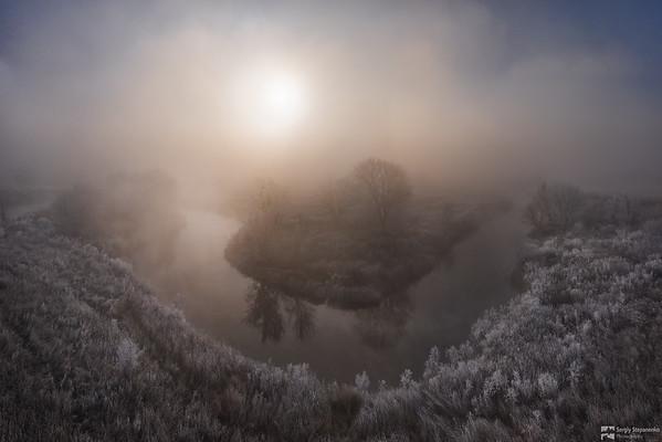 Over Crystal Riverside | Над хрустальными берегами