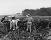 Oviedo 'Gleaners,' silver gelatin print, in the permanent collection of the Orlando Museum of Art and Tampa Museum of Art