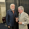 Kenneth Ray Rogers is an American singer, songwriter, actor, record producer, and entrepreneur and Regis Francis Xavier Philbin is an American media personality, actor, and singer, known for hosting talk and game shows since the 1960s.