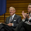 Coach Lou Holtz - Former American football player, coach, and analyst.