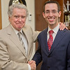 Regis Francis Xavier Philbin is an American media personality, actor, and singer, known for hosting talk and game shows since the 1960s and Nicholas Ferreri,  is WANE 15's Chief Meteorologist in Fort Wayne, IN.