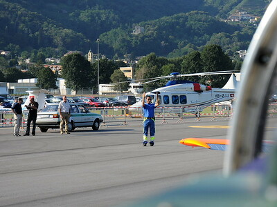 70th Birthday - Lugano Airport - 27.08.2008