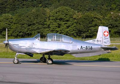 70th Birthday - Lugano Airport - 27.08.2008
