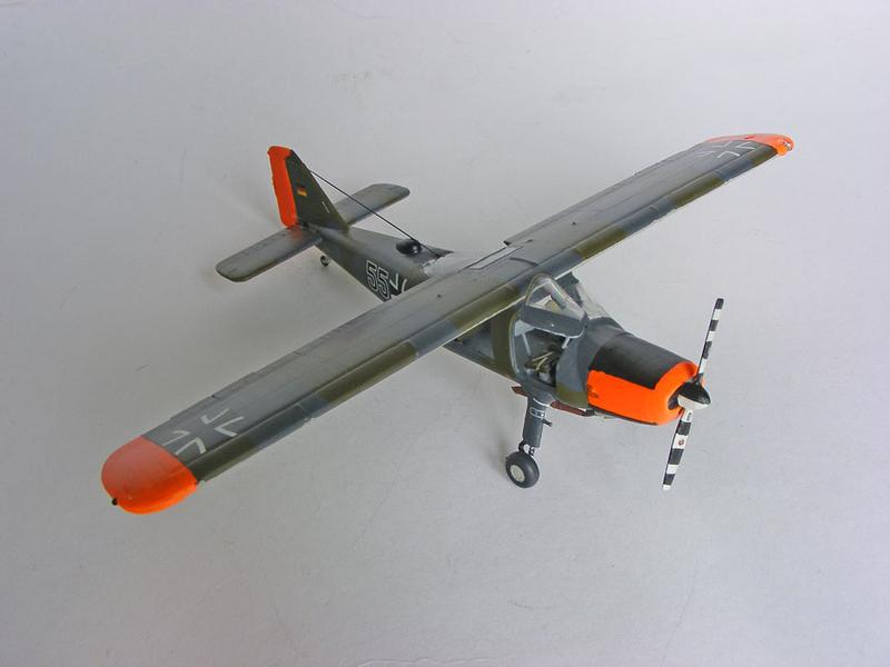 CASA C.127 in 1:72 Special Hobby SH72327 Neu Bundesluftwaffe Dornier Do 27