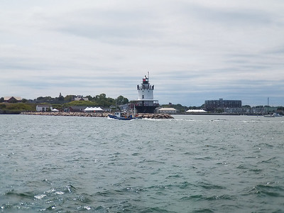 Portsmouth Harbor Historic Lighthouse.