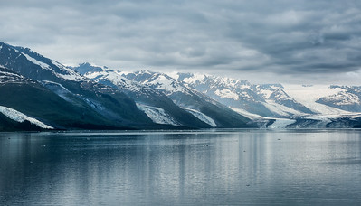 The Hollyoak, Barnard, Vasser, Bryn Mawr, Smith, and Harvard  Tidewater Glaciers in College Fjord, Alaska.
