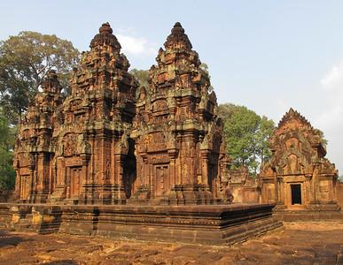 Banteay Srei Temple - Siem Reap, Cambodia