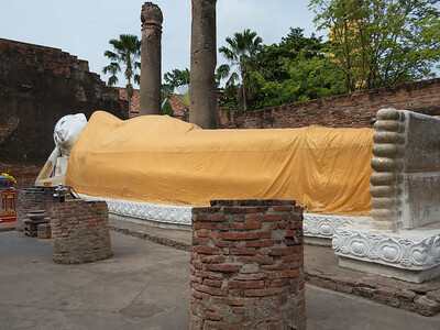 Wihan Phraphutthasaiyat, Thailand.