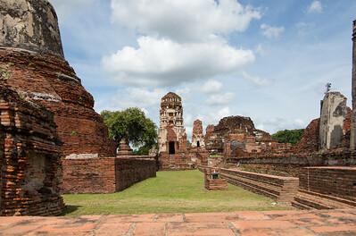 Wat Maha That, Thailand.