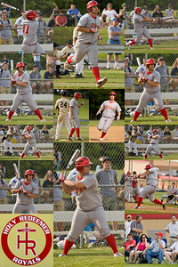 Koval Baseball Poster