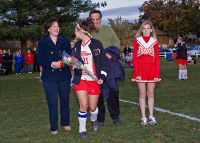 Redeemer Field Hockey Senior Night 102009 19
