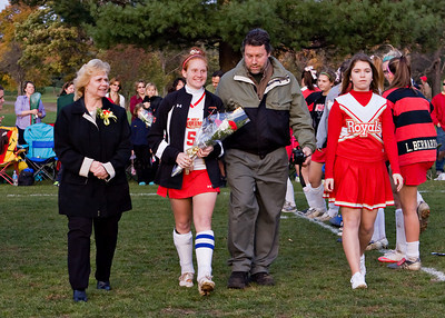 Redeemer Field Hockey Senior Night 102009 13