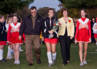 Redeemer Field Hockey Senior Night 102009 06