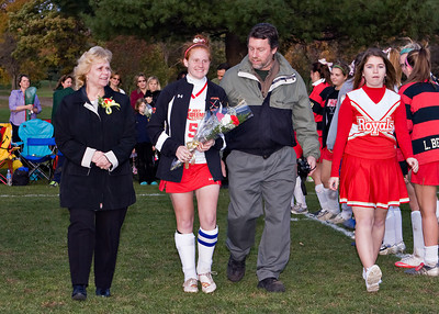 Redeemer Field Hockey Senior Night 102009 12