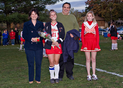 Redeemer Field Hockey Senior Night 102009 18