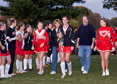 Redeemer Field Hockey Senior Night 102009 03