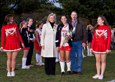 Redeemer Field Hockey Senior Night 102009 02