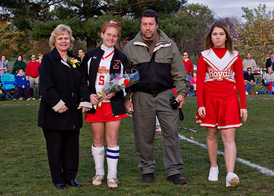 Redeemer Field Hockey Senior Night 102009 16