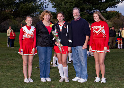 Redeemer Field Hockey Senior Night 102009 04