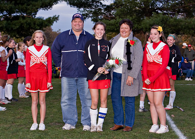 Redeemer Field Hockey Senior Night 102009 11