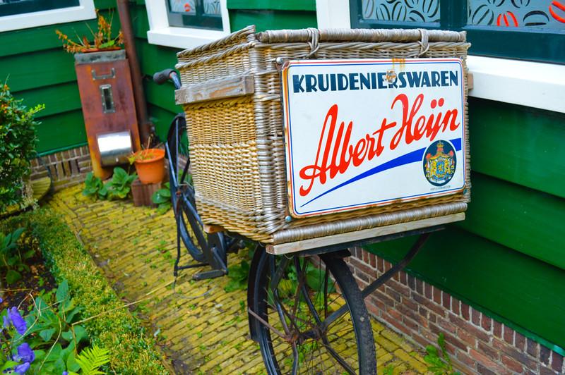 Historic Albert Heijn