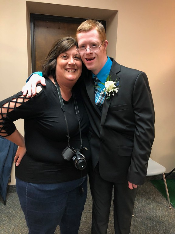 . At the Lake Orion United Methodist Church and its Special Needs prom on Friday, May 11, 2018. Stephen Frye / Digital First Media.